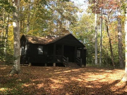 Rustic Cabin - Camp 2