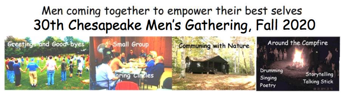 The Chesapeake Men's Gathering 2020