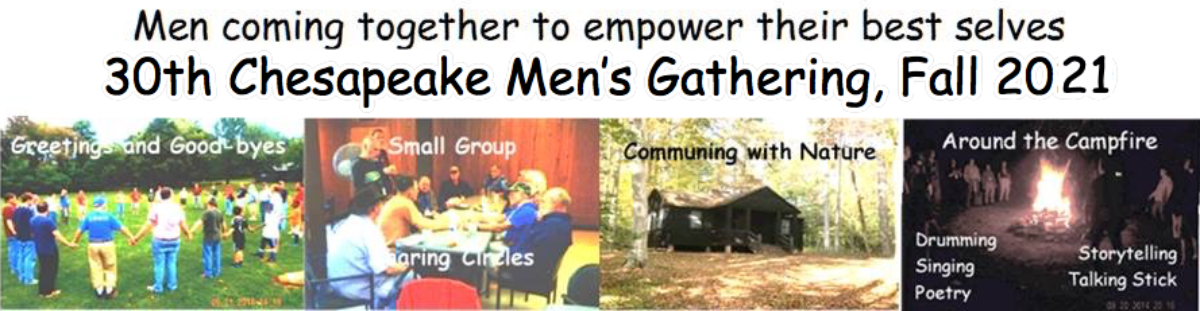 The Chesapeake Men's Gathering 2021